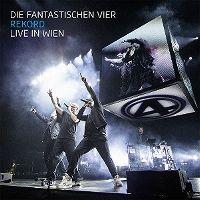 Cover Die Fantastischen Vier - Rekord - Live in Wien [DVD]